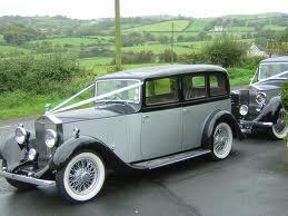 En gammal bil.